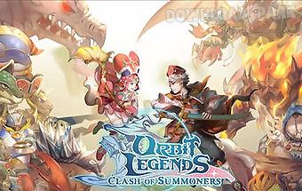 Orbit legends: clash of summoner..