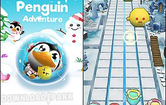 Piano tiles and penguin adventur..