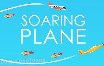 Soaring plane