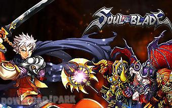 Soul of blade: manga arpg