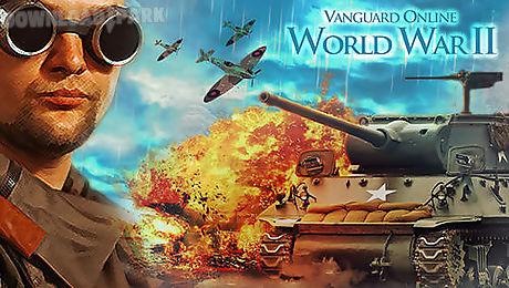 vanguard online: ww2