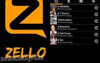 Zello walkie-talkie