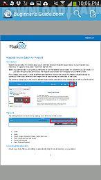 maas360 secure viewer