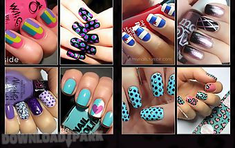 Everyday nail designs Android App free download in Apk