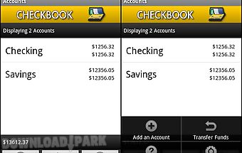 Checkbook (free)