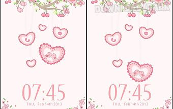 Love petal - locker theme