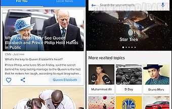 Particle: news for you