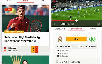 Srf sport – resultate, videos