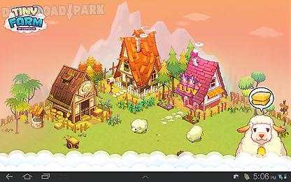 tiny farm live wallpaper