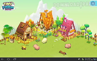 Tiny farm live wallpaper