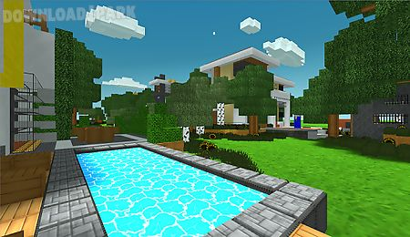 Amazing Minecraft House Ideas Android Juego Gratis Descargar Apk