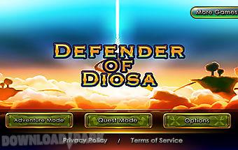 Defender of diosa