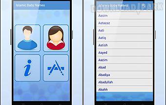 Islamic new baby names