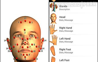 Massage body spots