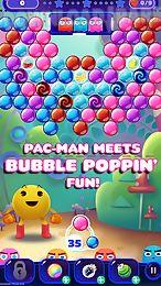 pac-man pop - bubble shooter