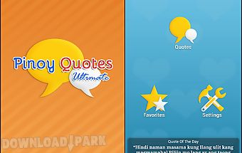 Pinoy quotes ultimate