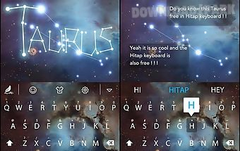 Taurus for hitap keyboard