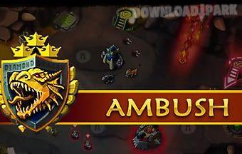 Ambush!: tower offense