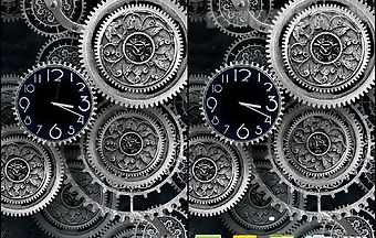 Black clock by mzemo