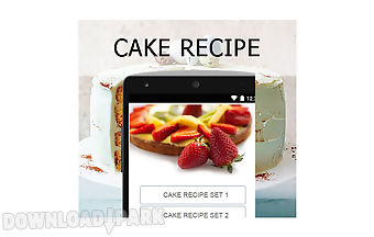 Cake recipesfood