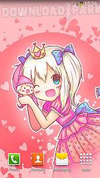 cute princess