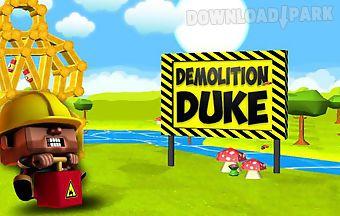 Demolition duke