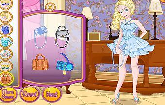 Princess team dress up