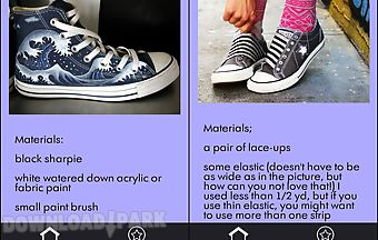 Sneakers makeover