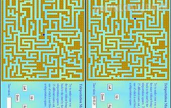 Teleportation maze