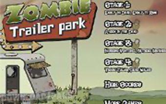 Zombies trailer park