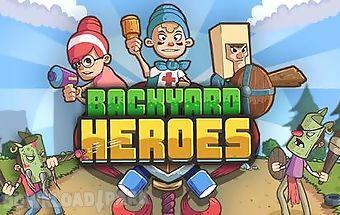 Backyard heroes rpg