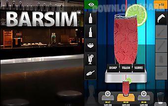 Bartender game: bar sim
