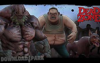 Dead zone: co-op shooter