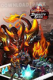 dynasty saga 3d: three kingdoms