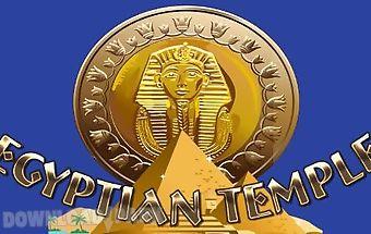 Egyptian temple casino