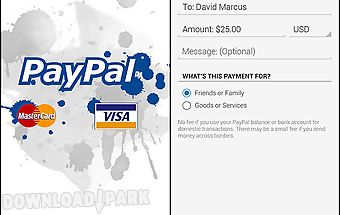 Paypal prepaid Android App free download in Apk