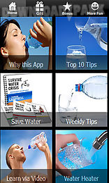 drink water to lose weight tips and detox advice
