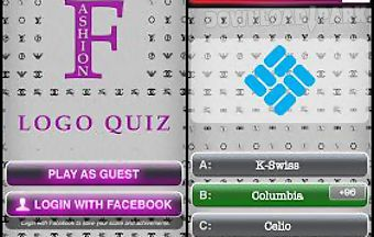 Fashion logo quiz free