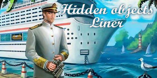 hidden objects: liner