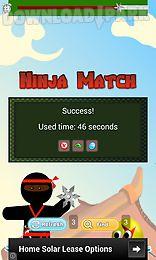 ninja games for kids free