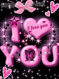 pink: i love you
