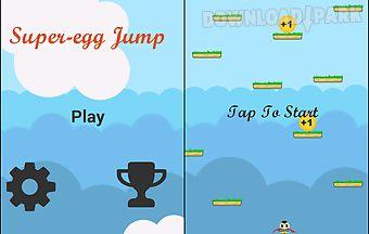 Super-egg jump