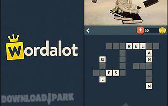 Wordalot: picture crossword