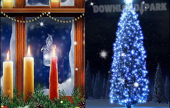 Christmas by hq awesome live wal..