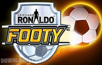 Cristiano ronaldo footy