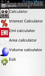 multipurpose calculator