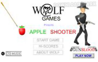 Shoot the apple or friend