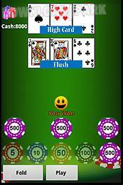 3 card casino