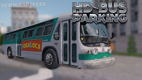 bus parking hd