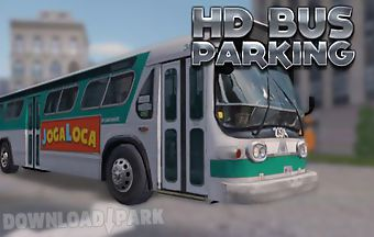 Bus parking hd